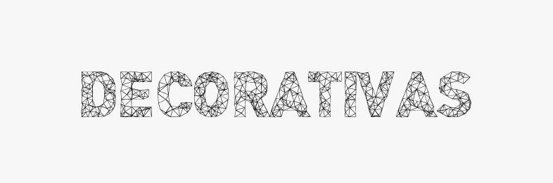 Tipografía Decorativa