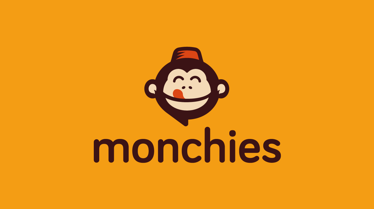 Rediseño de logo Monchies por Jessica Vaslam