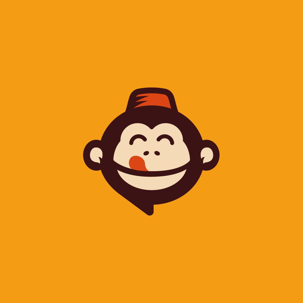 Logo de Monchies diseñado por Jessica Vaslam